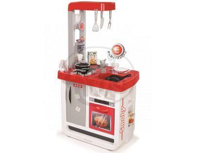 Smoby Kuchyňka Bon Appetit elektronická červená