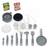 Smoby 024134 - Kuchyňka Bon Appetit - červená elektronická 3