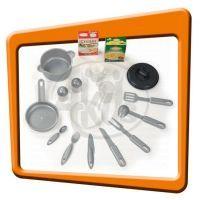 Smoby 024219 - Kuchyňka Bon Appetit červená 6