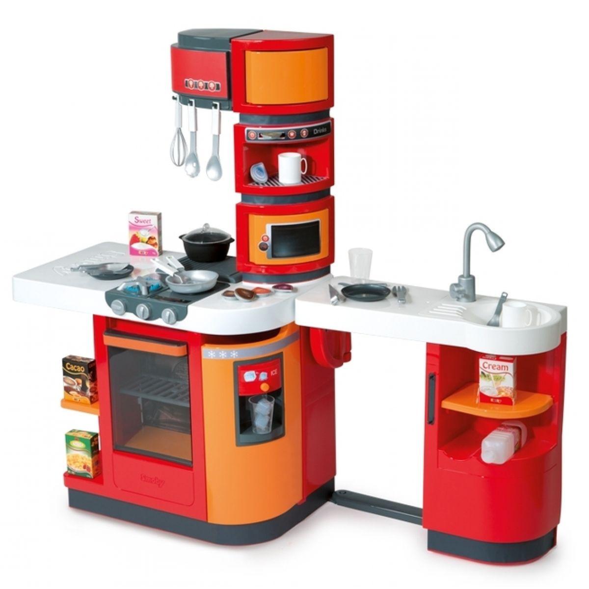 Smoby Kuchyňka Cook Master červená