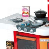 Smoby Kuchyňka Cook Master červená 4