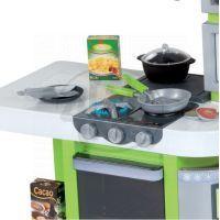 Smoby Kuchyňka Cook Master zelená 5