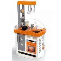 Smoby Kuchyňka Cuisine Chef oranžová