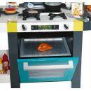 Smoby Kuchyňka French Touch elektronická modrozelená 3