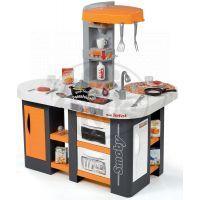 Smoby Kuchyňka Tefal Studio XL elektronická oranžová