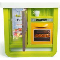 Smoby Kuchyňka Bon Appetit Cherry elektronická zeleno-žlutá 4