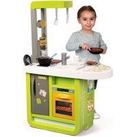Smoby Kuchyňka Bon Appetit Cherry elektronická zeleno-žlutá 2