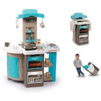 Smoby Kuchyňka Tefal Bubble skládací elektronická modrá