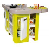 Smoby Kuchyňka Tefal Studio XL zeleno-šedá elektronická - Poškozený obal 4