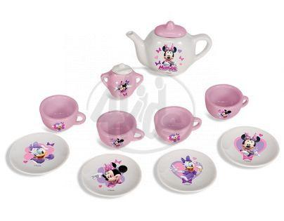 Smoby 0247713 - Kávový porcelánový servis Minnie