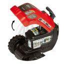 Smoby 033045 - Šlapací traktor RX - BULLs vlekem červený 2