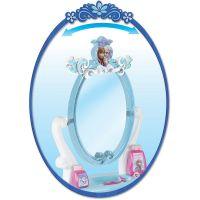 Smoby Ledové království Toaletní stolek se židličkou 4