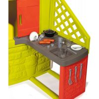 Smoby Letní kuchyňka k domečku 3