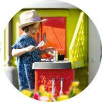Smoby Letní kuchyňka k domečku 5
