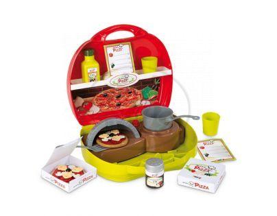 Smoby 024467 - Mini pizzeria v kufříku