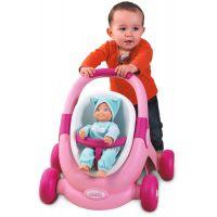 Smoby Minikiss Baby Walker 3v1 2