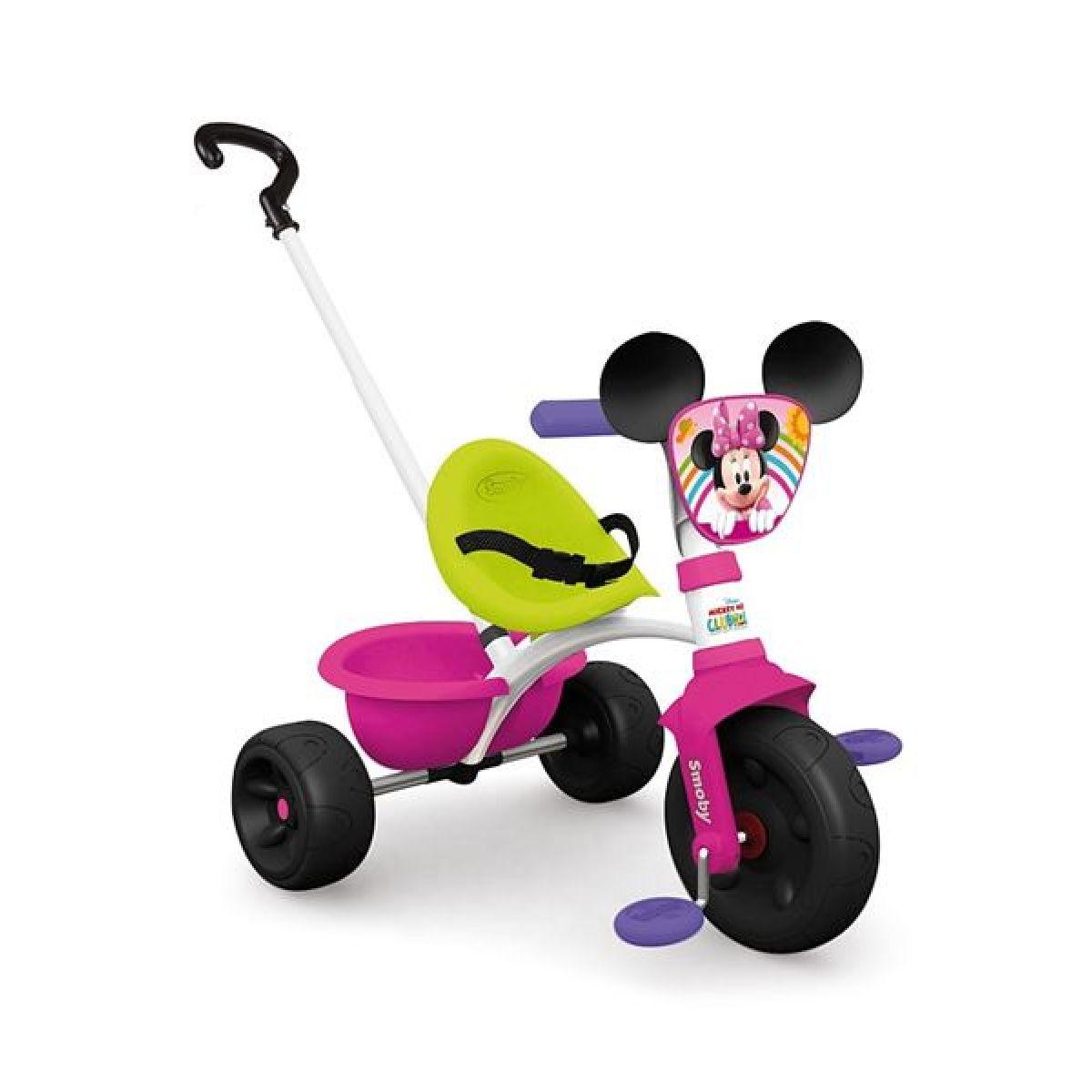 SMOBY SM 444117 - Tříkolka Be Move Minnie