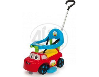 Smoby 445014 - Odrážedlo Auto Balade pro kluky - el.klakson