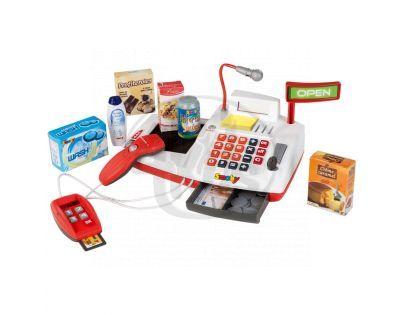 SMOBY 024091 - Elektronická pokladna se čtečkou