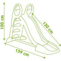 Smoby 310262 - Skluzavka KS 150 cm s vlhčením 5