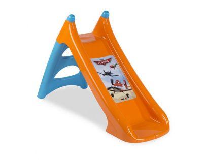 Smoby 310271 - Skluzavka XS 90cm Planes s vhlčením
