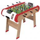 Smoby Stolní dřevěný fotbalový stůl Powerplay 4v1 2