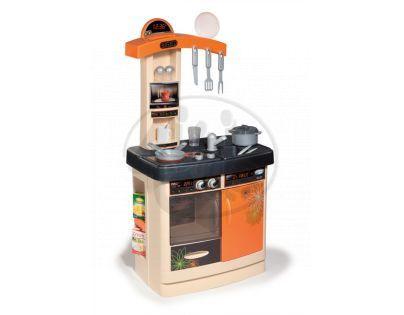 Smoby 024674 - Kuchyňka Bon Appetit oranžová