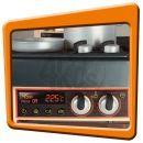 Smoby 024674 - Kuchyňka Bon Appetit oranžová 3