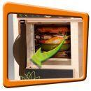 Smoby 024674 - Kuchyňka Bon Appetit oranžová 4