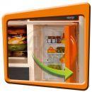 Smoby 024674 - Kuchyňka Bon Appetit oranžová 5