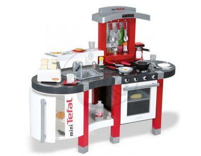Smoby 024213 - Kuchyňka Tefal Super Chef s tekoucí vodou