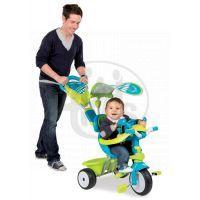 Tříkolka Baby Driver Confort zelenomodrá Smoby 434105 2