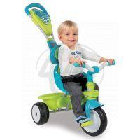 Tříkolka Baby Driver Confort zelenomodrá Smoby 434105 3
