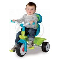 Tříkolka Baby Driver Confort zelenomodrá Smoby 434105 4