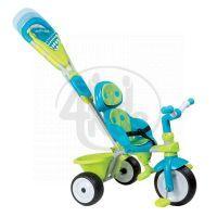 Tříkolka Baby Driver Confort zelenomodrá Smoby 434105 5