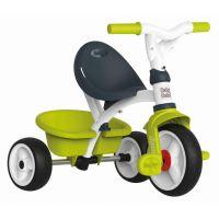 Smoby Tříkolka Baby Balade 2 3v1 zelená 5