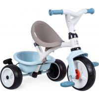 Smoby Tříkolka Baby Balade Plus modrá 2