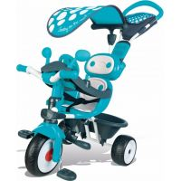 Smoby Tříkolka Baby Driver Confort modrá - Poškozený obal