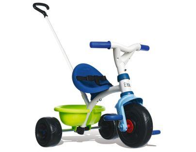 Smoby 444237 - Tříkolka Be Move City - modro-zelená