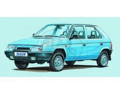 Směr Kliklak model Škoda Favorit