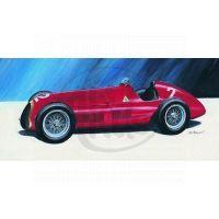 Směr Model auto Alfa Romeo Alfetta 1950