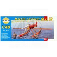 Směr Model Macchi Castoldi M.C.72