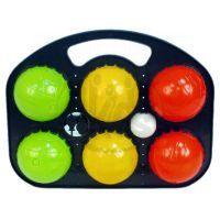 Směr 3339 - Petanque koule plast 6ks v sáčku