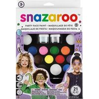 Snazaroo Obličejové barvy Velká sada
