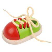 Plan Toys Šněrovací bota