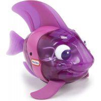 Little Tikes Sparkle Bay Svítící rybka fialová