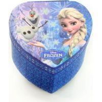 Šperkovnice Frozen srdce