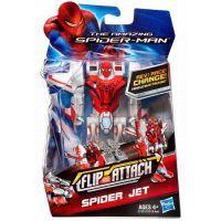 Spiderman akční figurky s tranformací Hasbro 37219 - Spider Jet 5