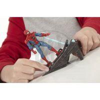 Spiderman Akční vystřelovací figurky Hasbro - Spiderman Rocket Ramp 2