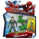 Hasbro Spiderman figurka se speciálními akčními doplňky - Green Goblin A8974 2